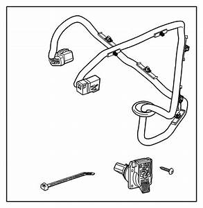 2016 Dodge Grand Caravan Wiring  Trailer Tow  Directly  Into  Splicing  Sheets