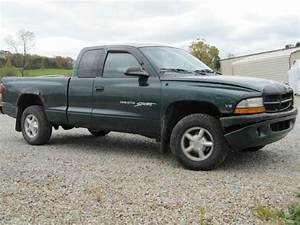 Buy Used 2000 Dodge Dakota 4wd Extended Cab V6 Manual