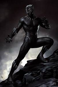 New Black Panther Costume Concept Art Highlights Wakanda's ...