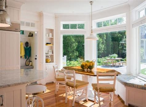 breakfast table ideas in kitchen bay window seat ideas how to create a cozy space in any room