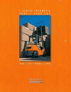 Pdf Manual  Toyota Forklift 7fgu15
