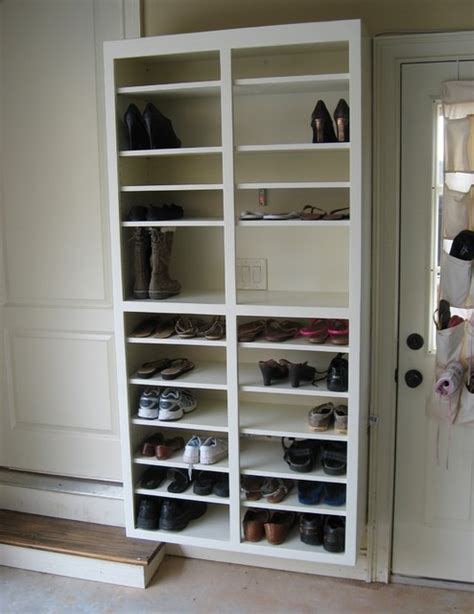 Shoe Rack Garage by Shoe Rack Traditional Garage And Shed Atlanta By