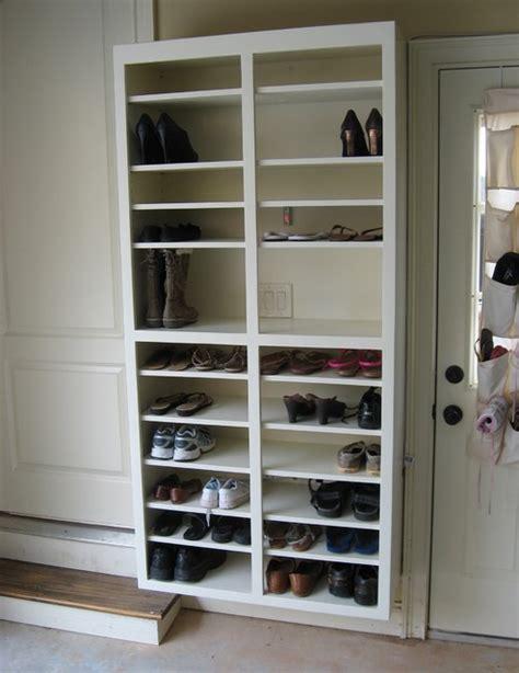 Shoe Racks For Garage Neiltortorella