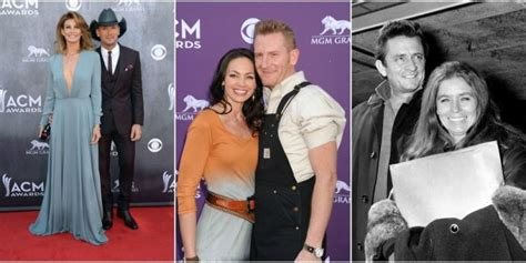country singer couples  inspiring marriages