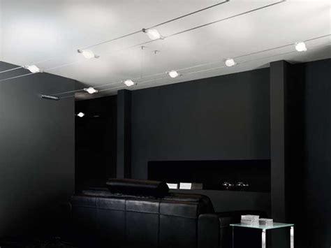 Sistemi Illuminazione Su Cavi by Faretti Da Soffitto Foto Design Mag