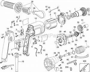 Dewalt Dw235g Parts List And Diagram