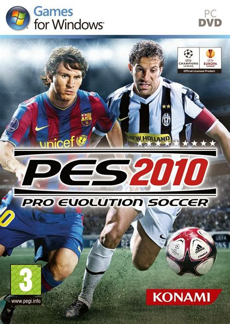 A soccer simulation game available for windows and other operating systems. Pro Evolution Soccer (PES) 2010 Pc Games 10 MB UPDATED ...