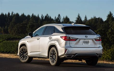 lexus rx 2016 f sport lexus rx 350 f sport 2016 widescreen exotic car pictures