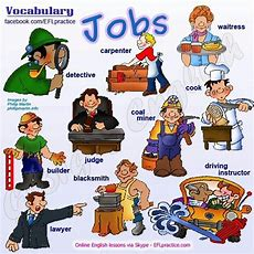 Best 82 Job,occupation Ideas On Pinterest  English Vocabulary, Vocabulary And English Class