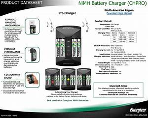 Nimh Battery Charger  Chpro