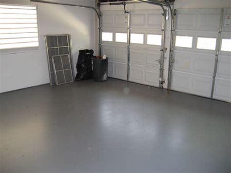 garage floor epoxy finish garage floor bamboo flooring