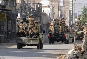 30,000 Pakistani soldiers drive into Al-Qaeda and Taliban ...