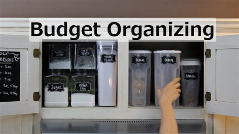 Kitchen Drawer Organizing Ideas - kitchen cupboard organization cheap free youtube
