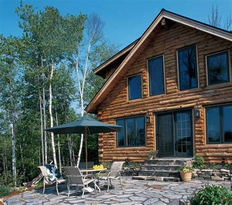 vermont log cabins log home living s 10 favorite small log cabins