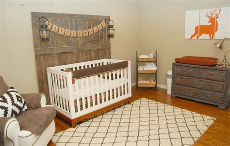 style with wisdom a woodland nursery for our baby boy