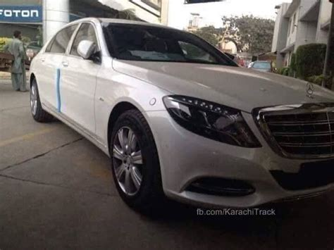 Mercedes s class prices in pakistan. Mercedes Maybach Price In Pakistan - All The Best Cars