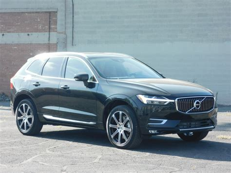 New 2019 Volvo Xc60 Inscription Sport Utility #1v9077