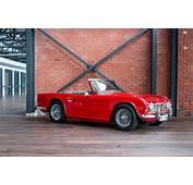1962 Triumph TR4  Richmonds Classic And Prestige Cars