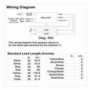 0 10 Dimming Ballast Wiring Diagram