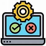 Testing Icon Xamarin Software Criteria Developer Hire