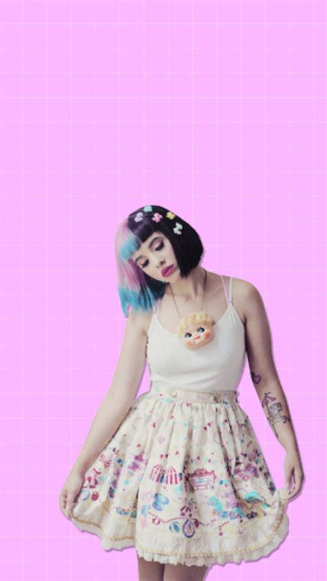 Aesthetic Melanie Martinez Wallpaper Iphone by New Aesthetic Grande Wallpaper Iphone Wallpaper