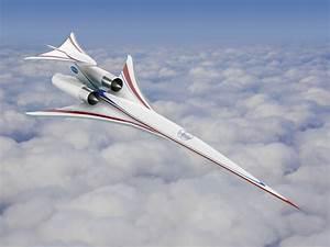 NASA's Low-Boom Supersonic Test Case | NASA