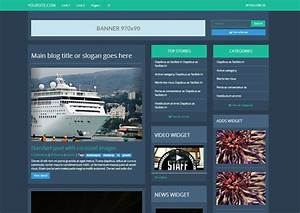 Bootstrap Website Templates 75 Incredible Templates For
