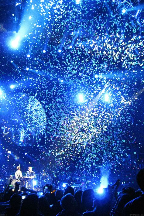 ab wallpaper coldplay concert blue papersco