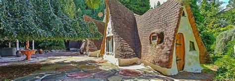 Whimsical Cottage Straight Out Of Snow White Can Be Yours