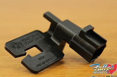 chrysler jeep dodge ambient temperature sensor
