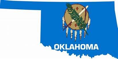Oklahoma Ok Vehicle State Registration Flag Territory