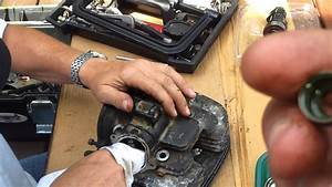 How To Remove A Valve Guide Seal On Warrior 350
