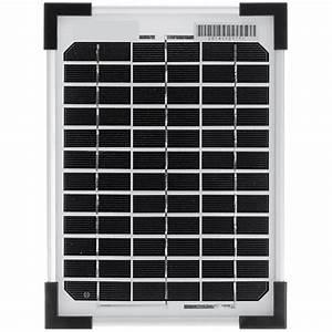 Panneau Solaire Avis : panneau solaire 5w monocristallin 21 90 panneaux solaires ~ Dallasstarsshop.com Idées de Décoration