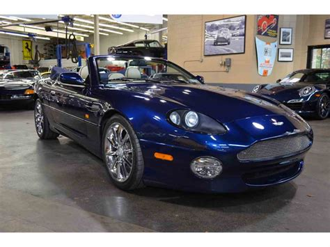 aston martin db7 volante for sale 2002 aston martin db7 vantage volante for sale