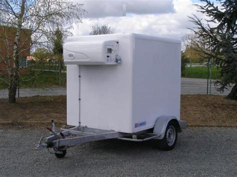 remorque chambre froide location de remorque frigorifique