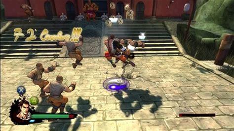 Gamis Spanduk Kutung kung fu strike the warriors rise hellopcgames