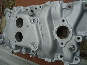 Sell Gm Chevy Tbi Intake Manifold 5 7 350 Motorcycle In