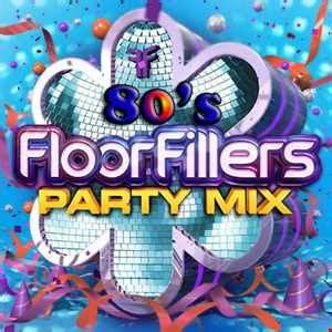 80's Floorfillers Party Mix By Strebor (remixes Mix