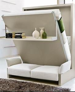 25 best ideas about small bedroom storage on pinterest for Fold away sofa bed
