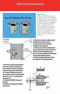 Spa Gfci Wiring Diagram