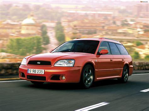 Images of Subaru Legacy B4 Blitzen Touring Wagon (BE,BH ...