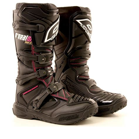 oneal element motocross boots oneal element ladies motocross boots boots ghostbikes com