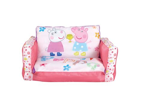 canapé gonflable convertible room studio canapé convertible gonflable peppa pig