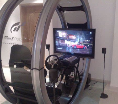 gt5p pod is a one of a gaming rig