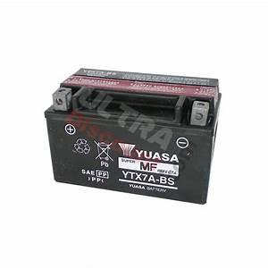 Yuasa Battery For Baotian Scooter Bt49qt