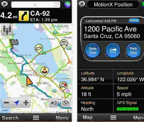 best offline gps app for iphone top best gps apps for iphone and best tracker apps
