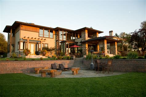 seattle custom home builders home builders wa rainier