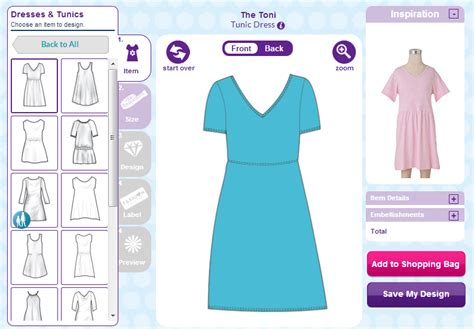 make your own clothes design free design your own clothes free