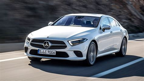 Review Mercedes Cls Class by New Mercedes Cls 2018 Review The Four Door Coupe Is