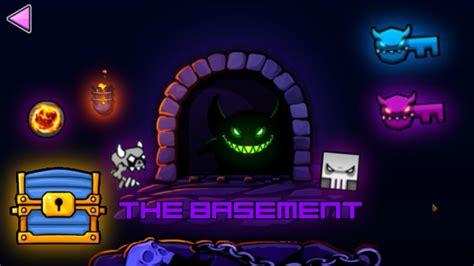 The Basement [geometry Dash 21] Youtube